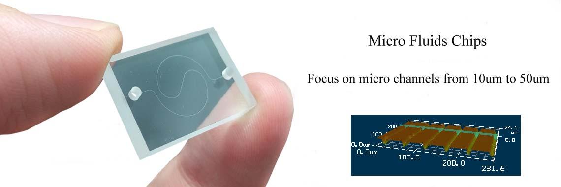microfluids chip